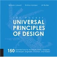 The Pocket Universal Principles of Design by Lidwell, William; Holden, Kritina; Butler, Jill, 9781631590405