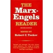 The Marx-Engels Reader (Second Edition) by TUCKER,ROBERT C., 9780393090406