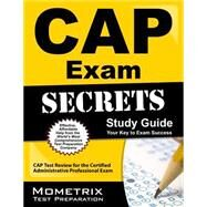 CAP Exam Secrets by Mometrix Media LLC, 9781621200406