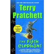 5th Elephant by Pratchett Terry, 9780061020407
