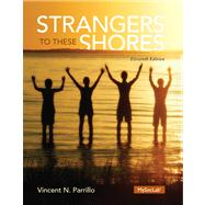 Strangers to These Shores by Parrillo, Vincent N., 9780205970407