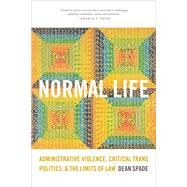Normal Life by Spade, Dean, 9780822360407