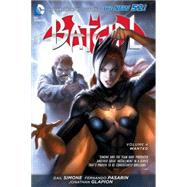 Batgirl Vol. 4: Wanted (The New 52) by SIMONE, GAILPASARIN, FERNANDO, 9781401250409