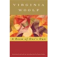 A Room Of One's Own by Woolf, Virginia, 9780156030410