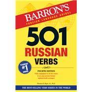 501 Russian Verbs by Beyer, Thomas R., Jr., 9781438010410