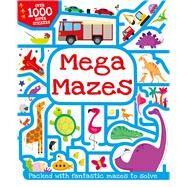 Mega Mazes by Igloobooks, 9781499880410