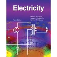 Electricity by Gerrish, Howard H.; Dugger, William E., Jr.; Delucca, Kenneth P., 9781605250410