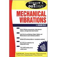 Schaum's Outline of Mechanical Vibrations 9780070340411U