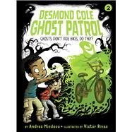 Ghosts Don't Ride Bikes, Do They? by Miedoso, Andres; Rivas, Victor, 9781534410411