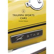 Triumph Sports Cars by Robson, Graham, 9781784420413