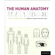 The Human Anatomy Sketchbook by Campos, Cristian, 9788492810413