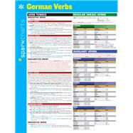 German Verbs SparkCharts by Unknown, 9781411470415