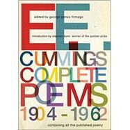 E. E. Cummings by Cummings, E. E.; Firmage, George James; Dunn, Stephen, 9781631490415