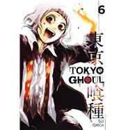 Tokyo Ghoul, Vol. 6 by Ishida, Sui; Yamazaki, Joe; Satone, Vanessa; Enos, Joel; Lau, Fawn (CON), 9781421580418