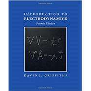 Introduction to Electrodynamics by Griffiths, David J., 9781108420419