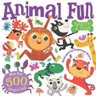 Animal Fun Search and Find by Little Bee Books, 9781499800425