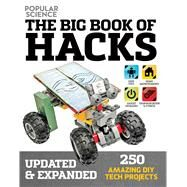 The Big Book of Hacks by Popular Science, 9781681880426