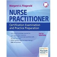 Nurse Practitioner Certification Examination and Practice Preparation by Fitzgerald, Margaret A., 9780803660427