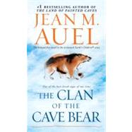 The Clan of the Cave Bear by AUEL, JEAN M., 9780553250428