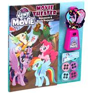 My Little Pony the Movie Movie Theater by Upton, Rachael (ADP), 9780794440428