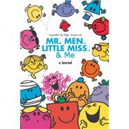 Mr. Men, Little Miss, and Me by McCarthy, Rebecca, 9780843180428