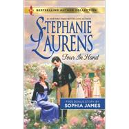 Four in Hand The Dissolute Duke by Laurens, Stephanie; James, Sophia, 9780373010431