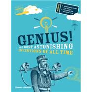 Genius! by Kespert, Deborah, 9780500650431