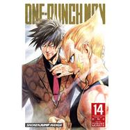 One-punch Man 14 by One; Murata, Yusuke, 9781974700431