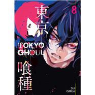 Tokyo Ghoul, Vol. 8 by Ishida, Sui, 9781421580432