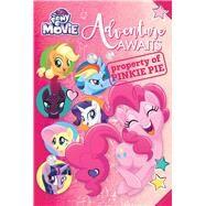 My Little Pony - the Movie Adventure Awaits Journal by Upton, Rachael, 9780794440435