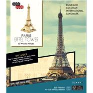 IncrediBuilds: The Eiffel Tower 3D Wood Model by Insight Editions, 9781682980439
