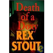 Death of a Doxy by Rex Stout, 9780736640442