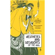 Aesthetes and Decadents of the 1890's by Beardsley, Aubrey, 9780897330442