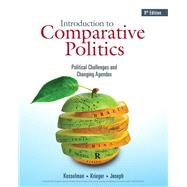 Introduction to Comparative Politics: Political Challenges and Changing Agendas by Kesselman, Mark; Krieger, Joel; Joseph, William A., 9781337560443