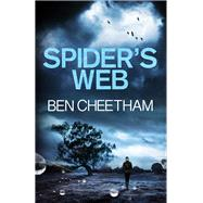 Spider's Web by Cheetham, Ben, 9781784970444