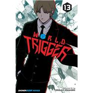 World Trigger 13 by Ashihara, Daisuke, 9781421590448