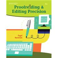Proofreading and Editing Precision (with CD-ROM) by Pagel, Larry G., 9780538450454