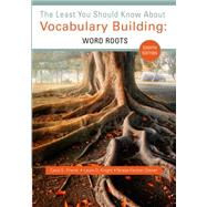 The Least You Should Know about Vocabulary Building by Friend, 9781285430454