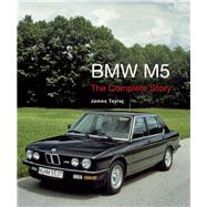 BMW M5 by Taylor, James, 9781785000454