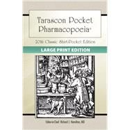 Tarascon Pocket Pharmacopoeia 2016 by Hamilton, Richard J., M.D., 9781284110456