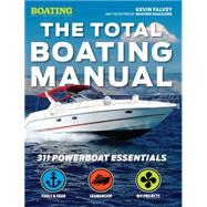 The Total Boating Manual by Falvey, Kevin, 9781681880457