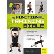 The Functional Training Bible by Bruscia, Guido, 9781782550457