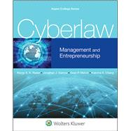 Cyberlaw and Entrepreneurship by Margo E. K. Reder, 9781454850458