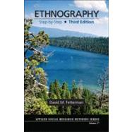 Ethnography : Step-by-Step by David M. Fetterman, 9781412950459
