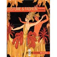 Costume and Fashion by Weller, Alan, 9780486990460
