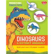 Prehistoric Punch-Outs! by Fiedler, Heidi, 9781633220461