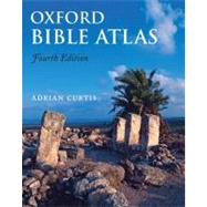 Oxford Bible Atlas by Curtis, Adrian, 9780199560462