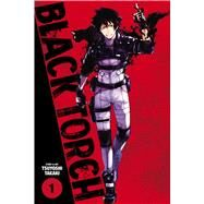 Black Torch 1 by Takaki, Tsuyoshi, 9781974700462