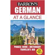 German at a Glance by Strutz, Henry, 9781438010465