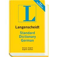 Langenscheidt Standard Dictionary German : Deutsch - Englisch / Englisch - Deutsch by Langenscheidt, 9783468980466